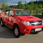 Toyota Hilux PGD Unec